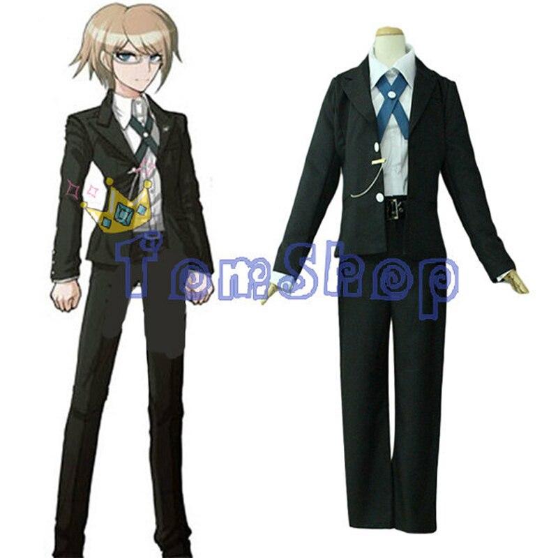 Здесь продается  Danganronpa Dangan-Ronpa Byakuya Togami Cosplay Costume Men