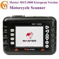 Мастер MST 3000 Европейская версия Универсальный сканер мотоцикла считыватель кода неисправности для мотоцикла