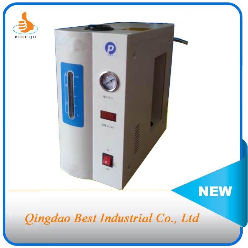 все цены на 2018 Hot Sale 99.999% Pure Hydrogen Generator 0-300ml/min working in DC12V for spectrum analysis free shipping онлайн