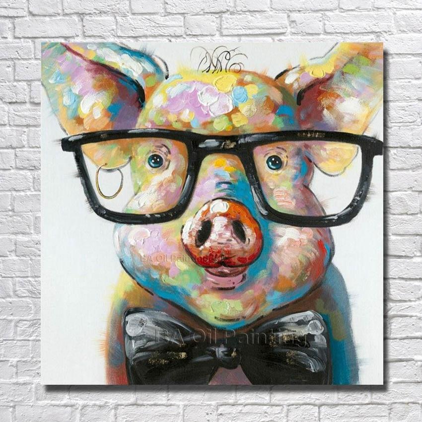 Ratings Feedback For Gavan Wood Painting Decorating: Popular Pig Painting-Buy Cheap Pig Painting Lots From