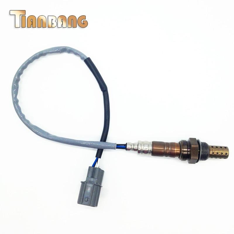 ФОТО Oxygen Sensor for HONDA SHUTTLE 2.2i 2.3i MPV F22B8 F23A7 1995-2000 Precat Direct Fit O2 Oxygen Sensor Universal Lambda Sensors