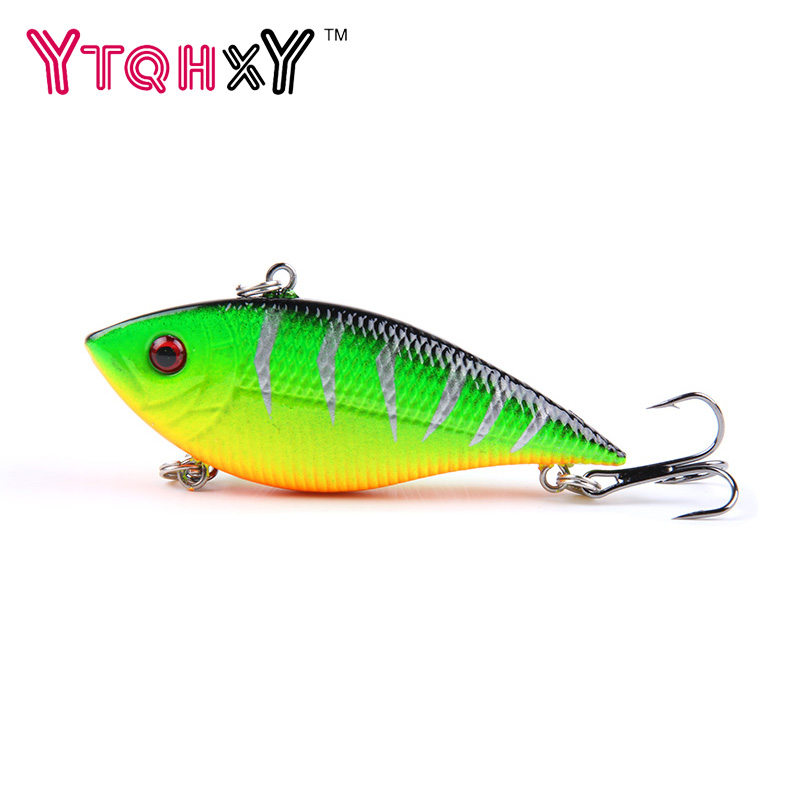1pcs Winter Fishing Lures Hard Bait VIB With Lead Inside Lead Fish Ice Sea FishingTackle Swivel Jig Wobbler Lure YE-178 brand new 1pcs winter fishing lures hard bait vib with lead inside lead fish ice sea fishing tackle swivel jig wobbler lure best