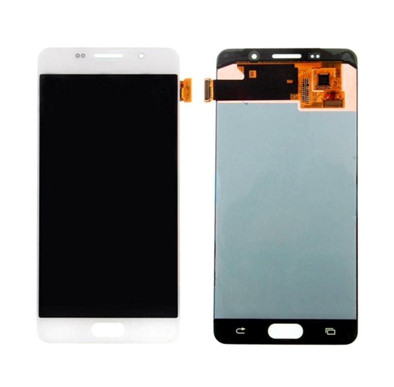 Оптовая продажа Generic мобильный телефон A5 ЖК для samsung A5 (2016) A510F A510M A510FD A5100 A510Y ЖК экран планшета оригинальный