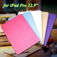 High Quality 8 Colors Ultra Thin Slim Cover For IPad Pro 12 9 Inch Flip Book