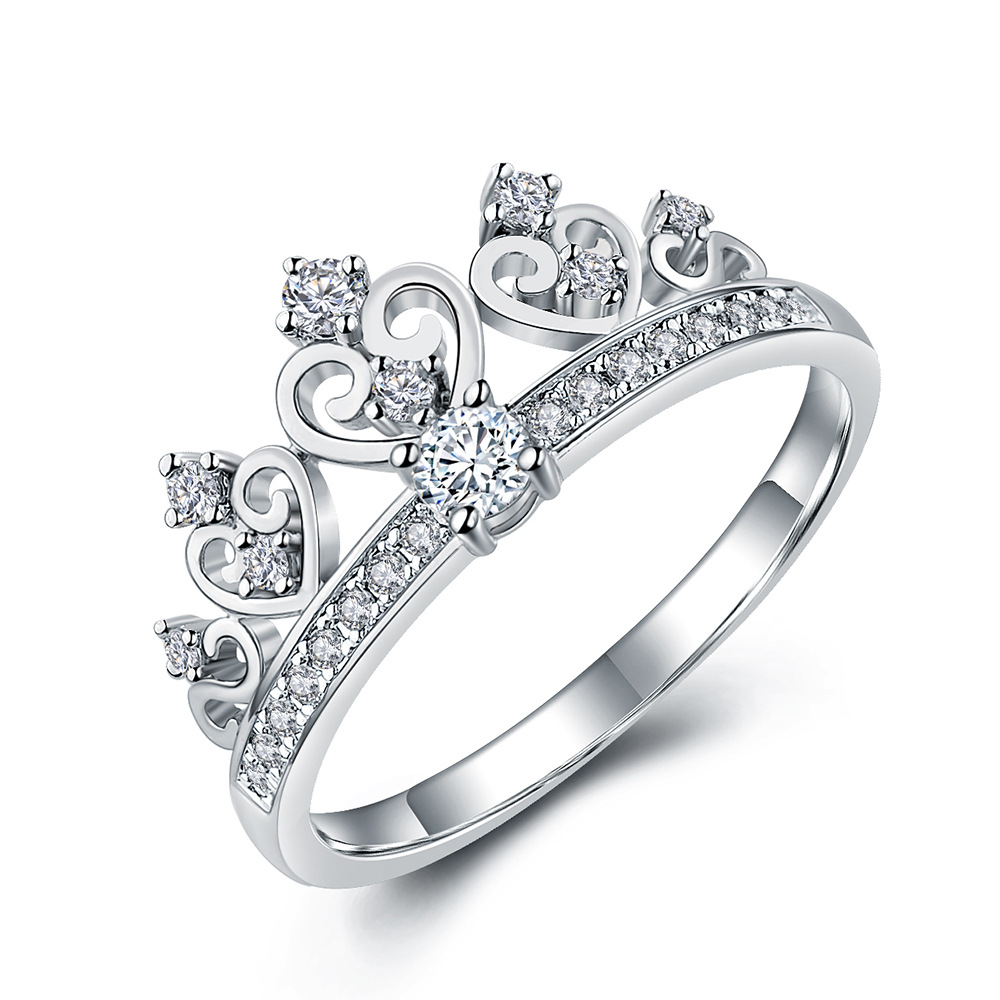 jewellery elegant crown rings of pics ring engagement wedding concept ideas audrey claude luxury