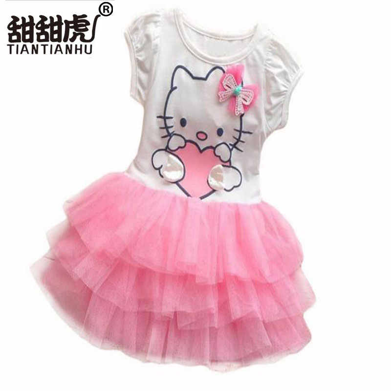 1a420564 Detail Feedback Questions about Baby Girls Cute Hello Kitty Cat ...