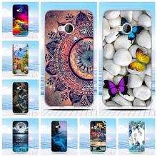 Cartoon 3D Relief Printing Pattern Back Cover TPU Soft Silicone Case Coque Capa Funda For HTC U Play