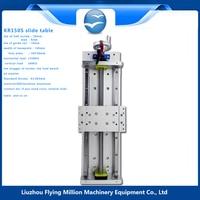 Тяжелые Лоа раздвижной стол суппортом SFU1605 ballscrew линейной стадии движения привода ЧПУ DIY фрезерные бурения KR150s