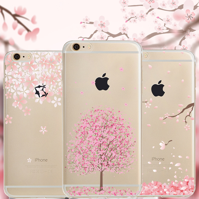 iphone 7 phone cases cherry blossom