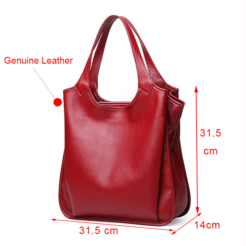 Smiley Sunshine Soft Genuine Leather Las Bag Female Shoulder Women S Handbags Luxury Tote Bags For 2019