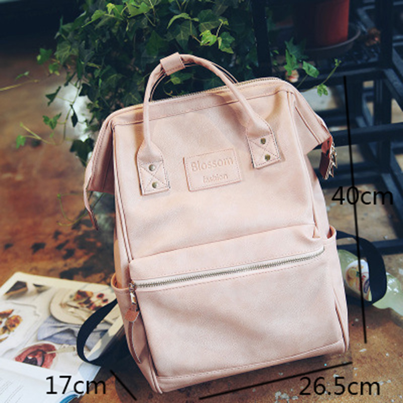 Fashion Multifunction women backpack fashion youth korean style shoulder bag laptop backpack schoolbags for teenager girls boys lowepro protactic 450 aw backpack rain professional slr for two cameras bag shoulder camera bag dslr 15 inch laptop