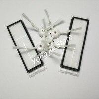 2 Filter 4 Side Brush Suitable For Xiaomi Robot Roborock S50 Xiaomi Vacuum 2 Roborock