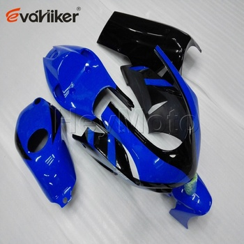 Custom motorcycle cowl for NSF100 2002 2006 ABS Plastic motorcycle fairing+5Gifts+Painted blue