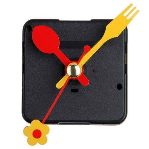 Quartz Clock Movement Mechanism Hands DIY Repair Part Kit