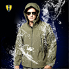 High Quality Lurker Shark Skin Soft Shell TAP Outdoor Military Tactical Jacket Waterproof Windproof Sports Army