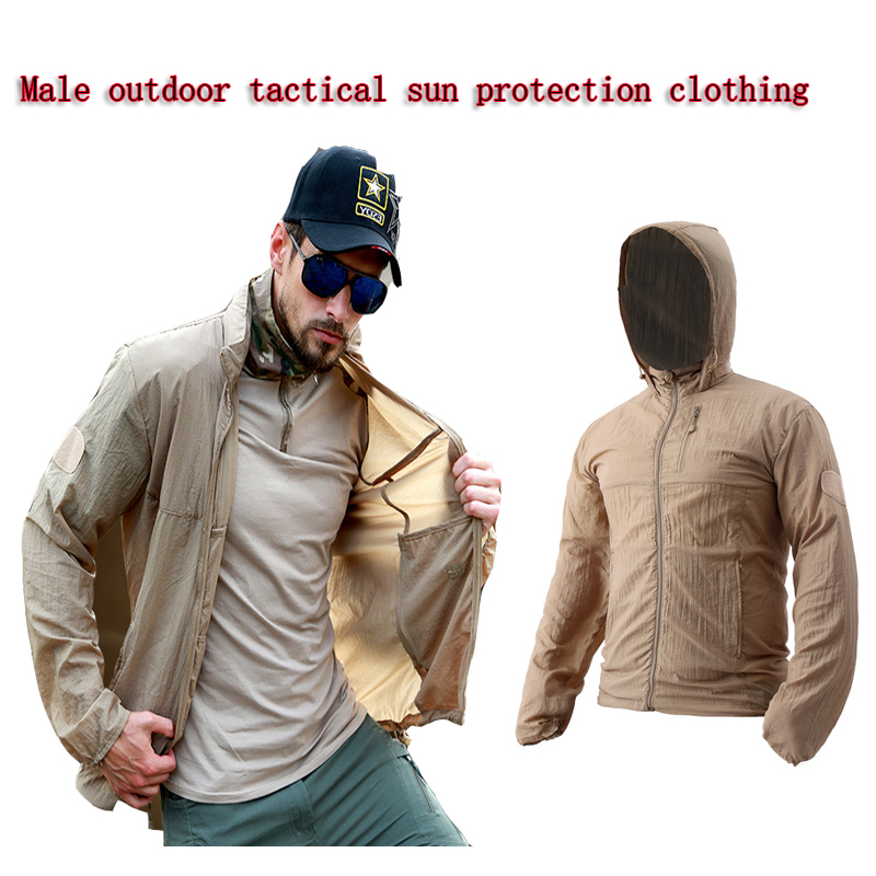 Python printing tactical riding travel outdoor sun protection hooded sun protection clothing sports sunscreen skin windbreakerPython printing tactical riding travel outdoor sun protection hooded sun protection clothing sports sunscreen skin windbreaker