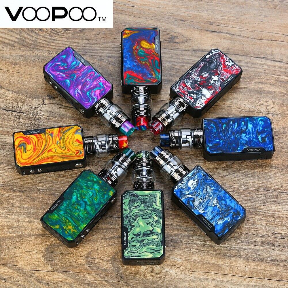 Kit Original 4400 mAh avec batterie 2 Mod et réservoir UFORCE T2 5 ml/2 ml et Kit de Vape Ecig