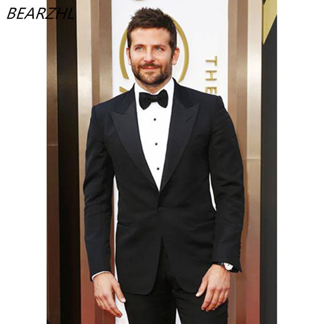 Vestito Matrimonio Uomo Azzurro : Vestito uomo nero su moda e design italiani