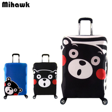 Mihawk Elastic Luggage Protective Cover For 18 32 inch Trolley Suitcase Protect Dust Bag Case Child