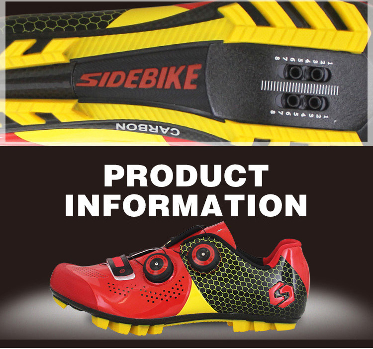 d13a80da45e 2019 2018 NEW Outdoor Sports Cycling Carbon Fiber Bicycle Lock Shoes ...