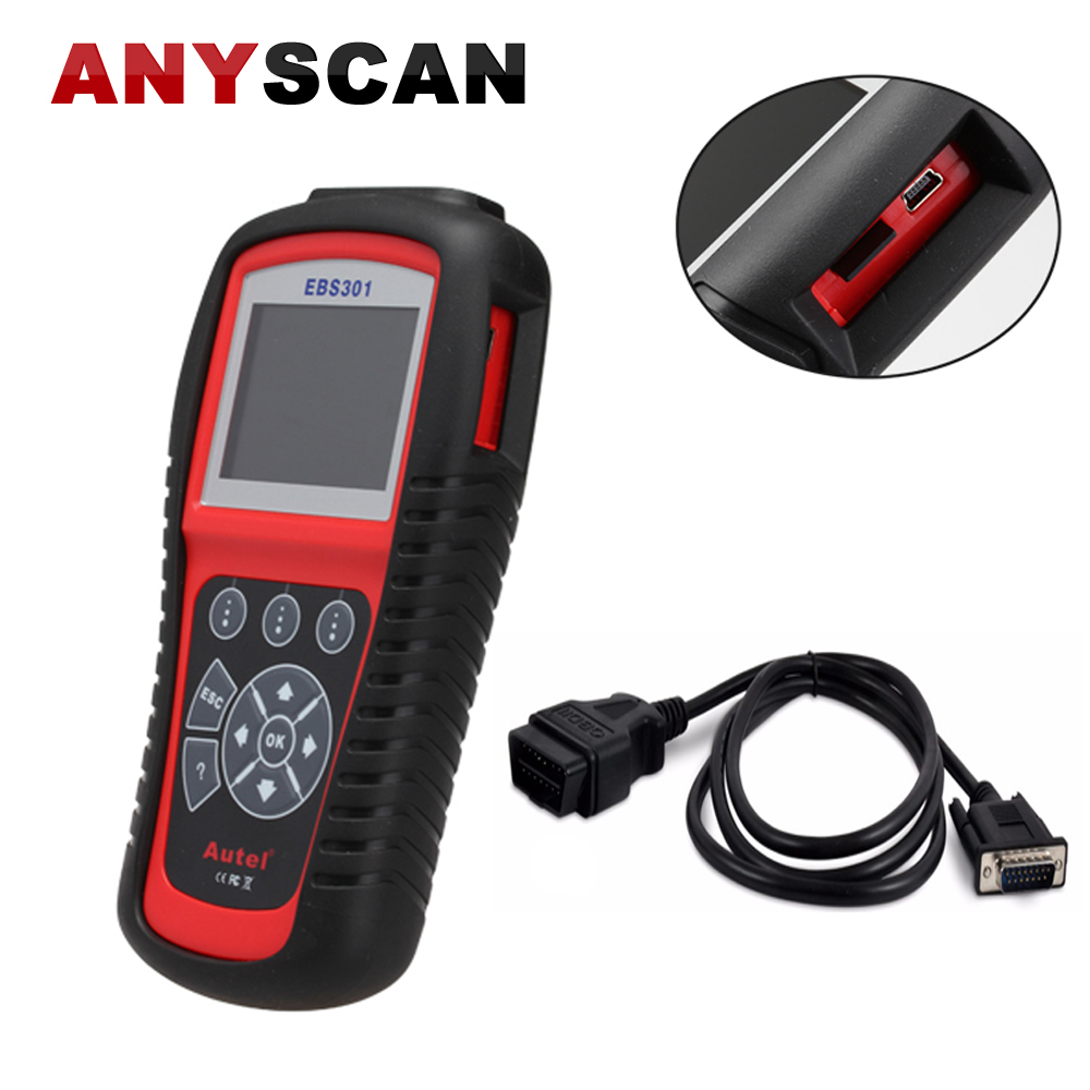 Original Autel Ebs301 Electronic Parking Brake Service Tool Epb Sbc Other Obd2 Vehicle Tools Vchecker T701 Circuit Tester Pencil Scanner Diagnostic On Alibaba Group