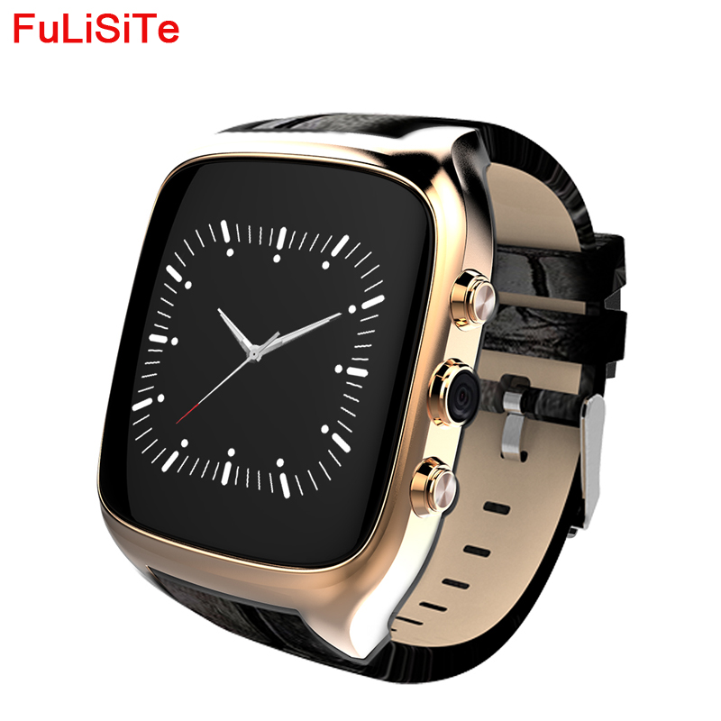 Smart Watch Phone Android 5.1 MT6580 Four-core 1.54 inch 3G Smartwatch Phone MTK6572 1.3GHz Waterproof GPS Gravity Pedometer qqv6 aluminum alloy 11 blade cooling fan for graphics card silver 12cm
