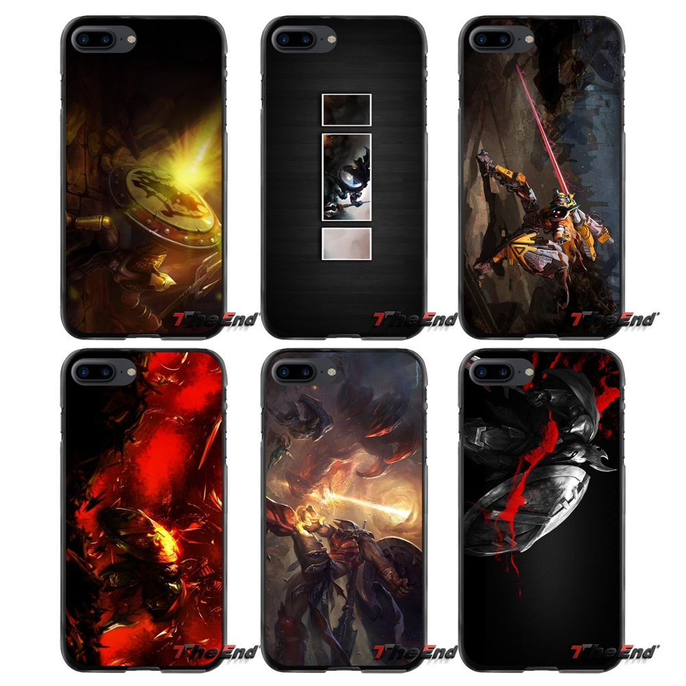 Pantheon Accessories Phone Shell Covers For Apple iPhone 4 4S 5 5S 5C SE 6 6S 7 8 Plus X iPod Touch 4 5 6