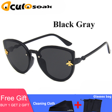 Hot Selling UV400 Vintage Round Sun Glasses Children Sunglas