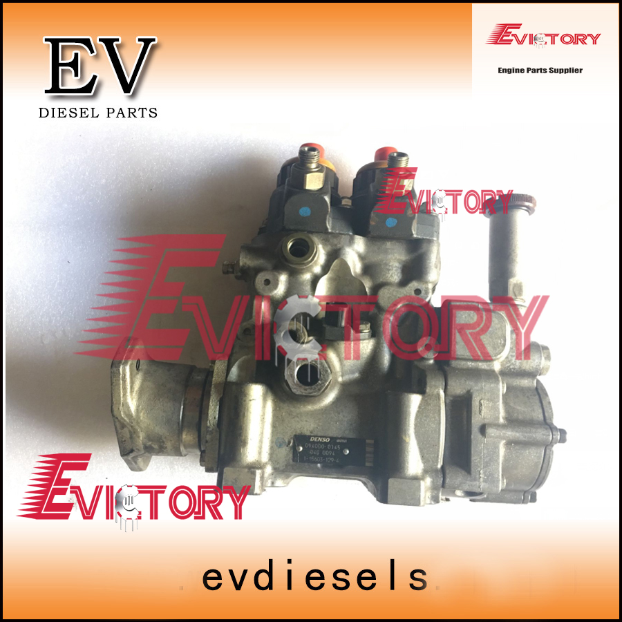 For Isuzu 6SD1 6SD1T 6SD1 TC fuel injection pump -in Pistons, Rings, Rods &  Parts from Automobiles & Motorcycles on Aliexpress.com | Alibaba Group