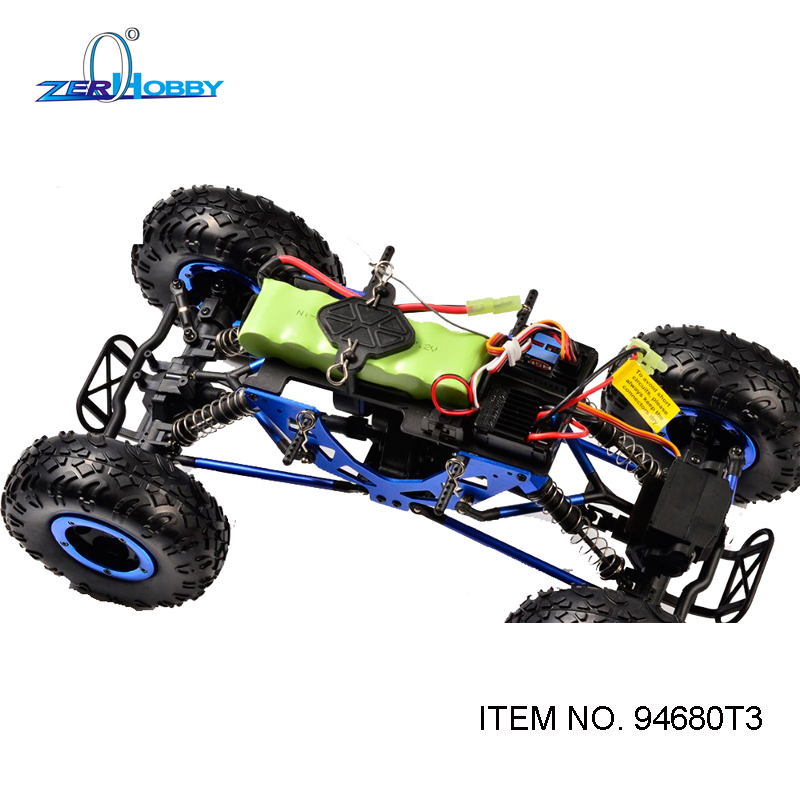 HSP RACING RC CARS KULAK 1/16 SCALE ELECTRIC ROCK CRAWLER 4WD OFF ROAD READY TO RUN REMOTE CONTROL TOYS (ITEM NO. 94680 T3)-in RC Cars from Toys & Hobbies    3
