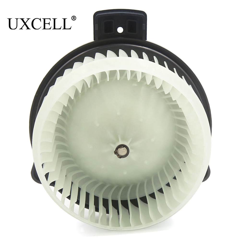 UXCELL New 79310-TF0-G01 79310TF0G01 A/C HVAC Heater Blower Motor Replacement w Fan Cage for Honda Fit 2009 2010 2011 2012 2013