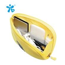 Thaiba earphone equipment case for earphones carry case for headphones storage bag earphone equipment zipper bag for cellphone
