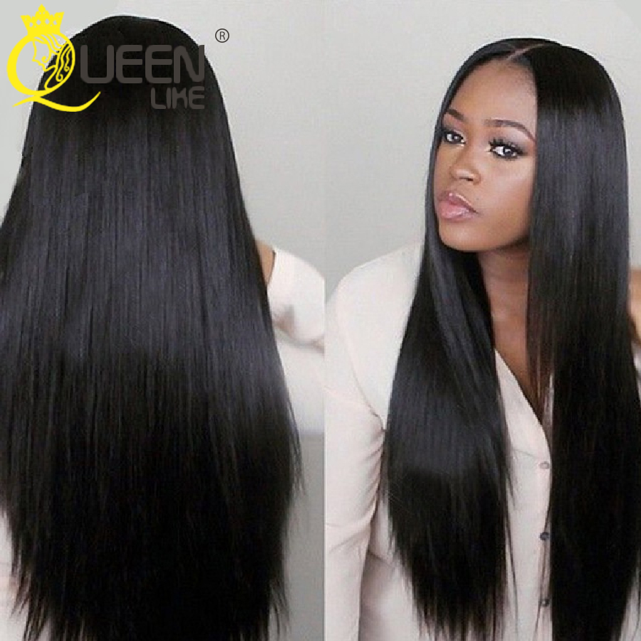 Mink Peruvian Virgin Hair Straight 4 Bundles Queen Like Hair Products Human Hair Weave Unprocessed Peruvian Straight Virgin Hair