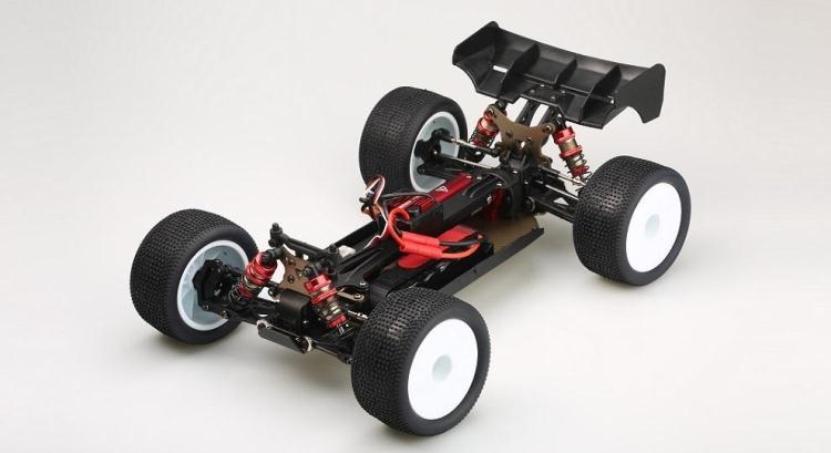 LC CORSA/Tacon 1:14 EMB TGH motore Brushless Off Road 4WD RC Auto Truggy Telaio RTR assemblato di controllo Professionale giocattoli - 3