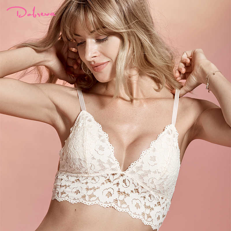 741b1cd874981 Detail Feedback Questions about DOBREVA Women s Wire Free Sexy Bra ...