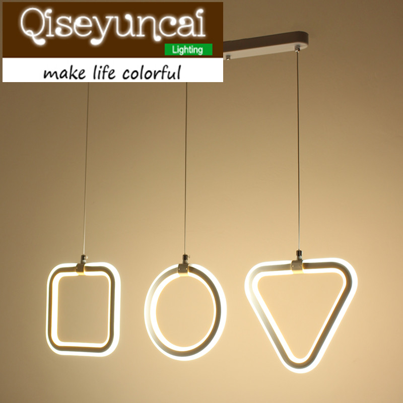 Qiseyuncai creative minimalist restaurant three head chandeliers modern  living room bedroom bar office geometric lighting h2ofloss electric oral irrigator jet teeth waterflosser dental shower cleaning machine dental water flosser teeth whitening tool