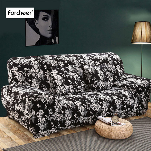 Sofa Covers In Spandex Elastic