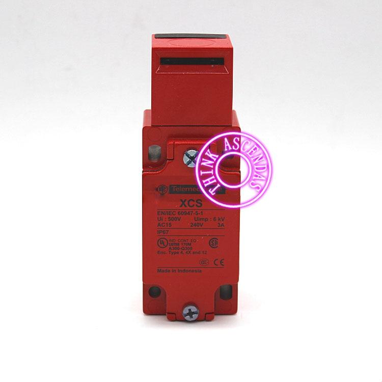 Safety switch Red switch Original New XCS XCSA801 XCS-A801 xcse7311 safety switch 3pole 2nc 1no new