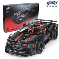 Cool Assassin XingBao 07003 Creators MOC Technic Race Sport Car X19 Building Blocks Toys Gifts LegOINGlYs Car Model Toys