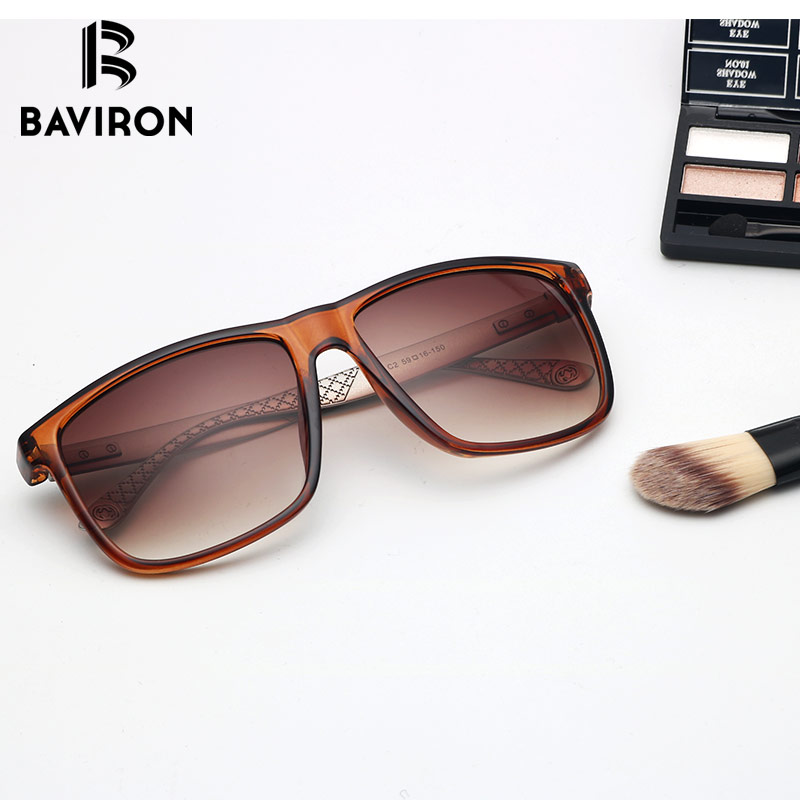 BAVIRON 2018 Geleidelijke zonnebril Dames Mode Stijlvolle bril - Kledingaccessoires