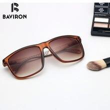 8fa2f13114ece BAVIRON 2018 Gradual Óculos De Sol Moda Feminina Elegante Óculos de Perna De  Alumínio Design Espelhado Lente de Alta Qualidade Ó..
