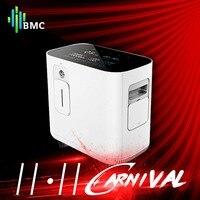BMC концентратор кислорода чистоты большой Экран кислорода машина Воздухоочистители здоровья домашнего ухода 3L Портативный генератор для