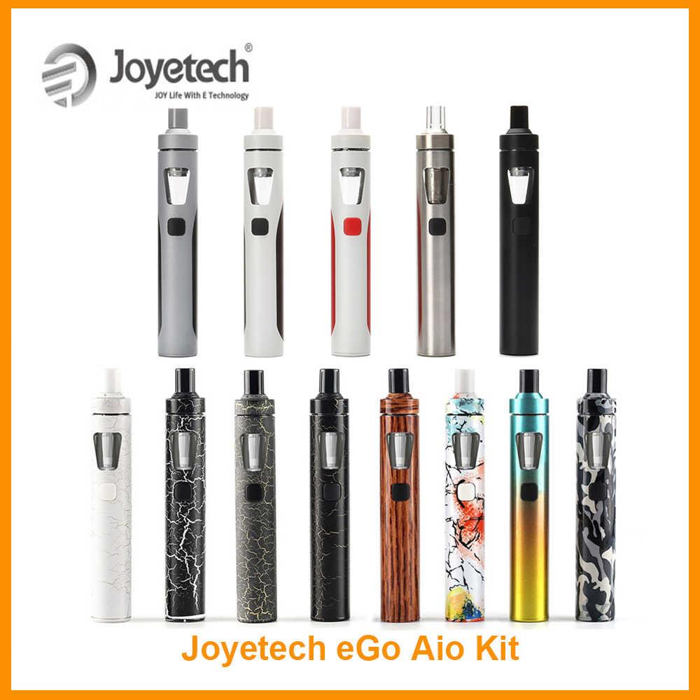 Аккумулятор Joyetech eGo Aio, 100% оригинал, 1500 мА/ч, комплект «Все в одном» с баком для вейпа 2 мл, электронная сигарета