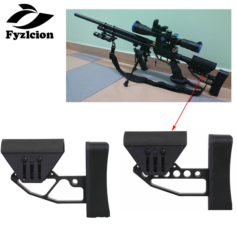 Hunting Accessories Tactical Support M4 Glr fit BD TB Style Stock he black free shipping