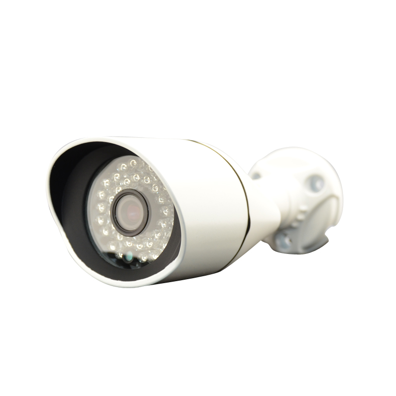 POE HD 960P Outdoor metal infrared camera 36 LED infrared light Onvif remote P2P