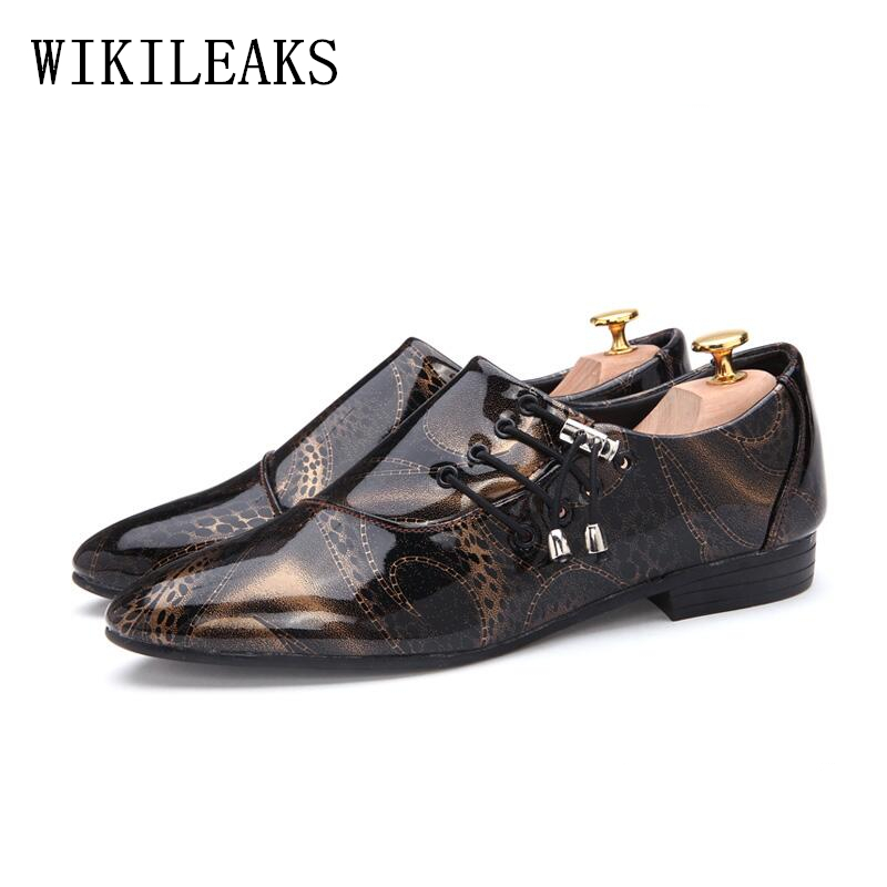 oxfords italy sapato masculino wedding shoes casual oxford shoes for men dress shoes 2019 mens patent leather black shoes man