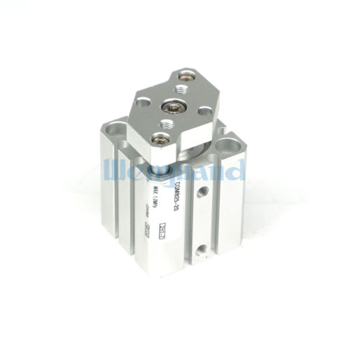 где купить CQMB25-20 Compact Cylinder Bore 25mm Stroke 20mm Guide Rod Double Acting SMC Type по лучшей цене