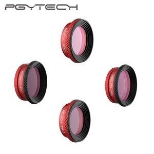 Image 1 - PGYTECH filtro de lente profesional para DJI Mavic Air UV CPL ND4 ND64PL filtros Pro para DJI Mavic Dron de aire con cámara