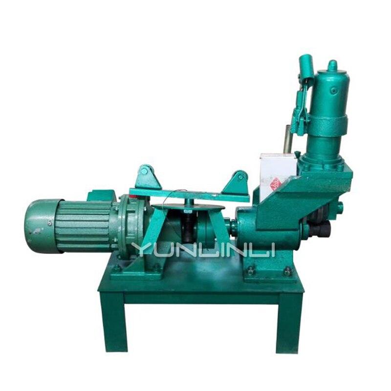 Hydraulique Machine à rainurer 220 V 65-200mm Électrique Pression Machine À Groove Pour tubes galvanisés tuyau en fer de Presse de Creux GH-BYGCJ-ZW
