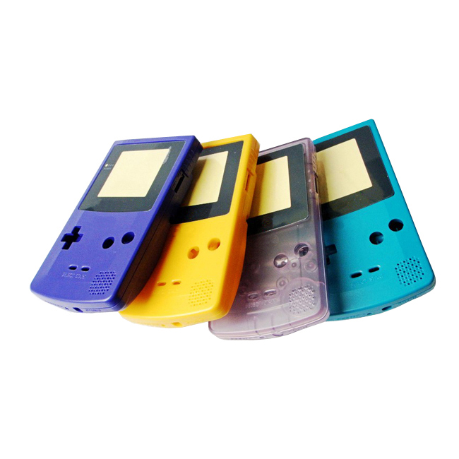 Full Housing Shell Case Cover Replacement for Nintendo GBC Gameboy Color ConsoleFull Housing Shell Case Cover Replacement for Nintendo GBC Gameboy Color Console
